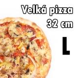 Velká pizza - L