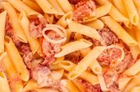 04 Penne salsiccia